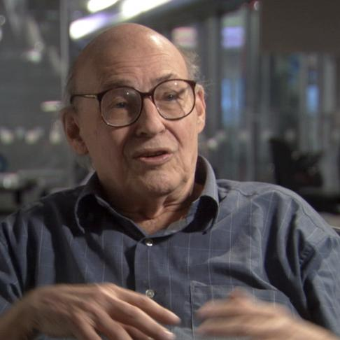 Marvin Minsky - Mathematics and Information